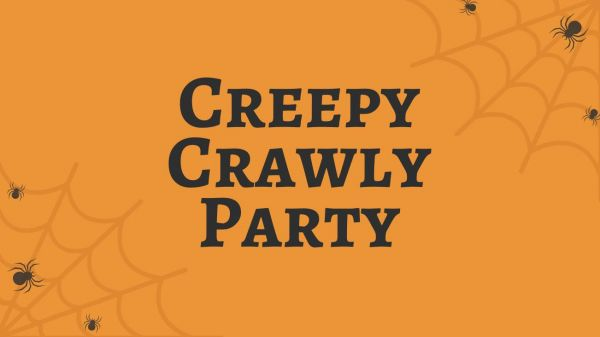 Crepy Crawly Party