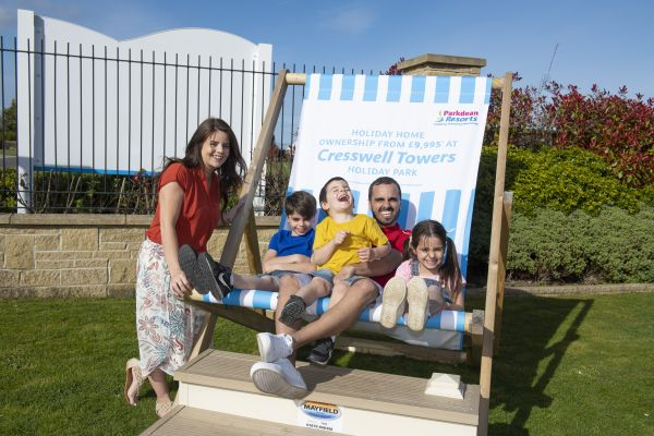 Cresswell Towers Holiday Park is near Ashington Market Day