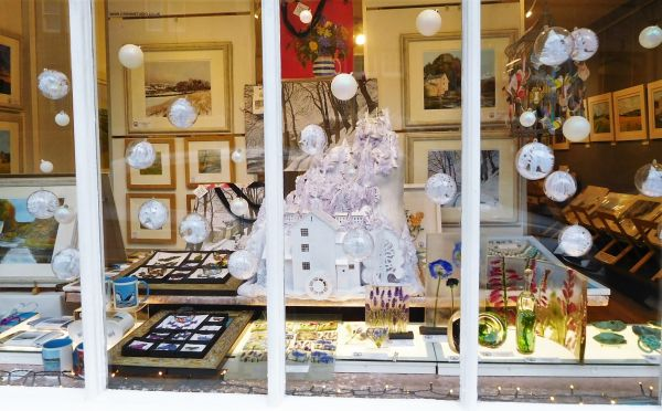 Crown Studio Gallery Christmas Events
