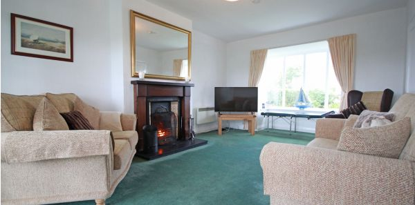 Lounge at Crumstone, Beadnell