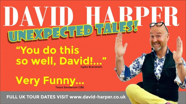 David Harper - Unexpected Tales!