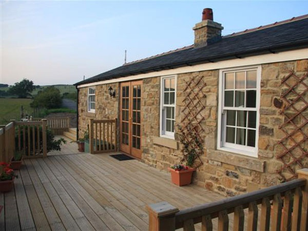 Derwent View Cottage is near Shotley, St. Andrew