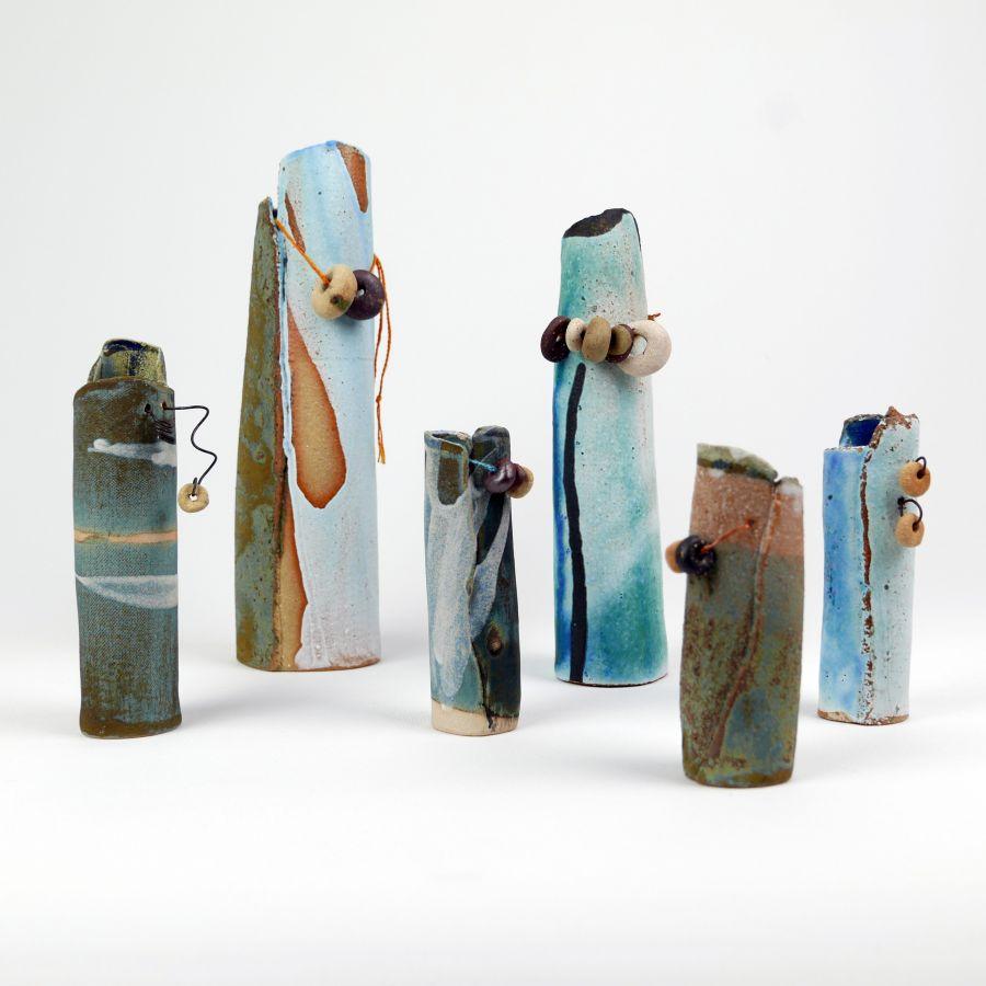 Kirsti Brown   Garden Vessels - Ceramics at Dockside Gallery
