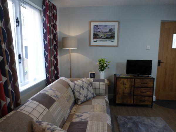Dodds Nook - living room