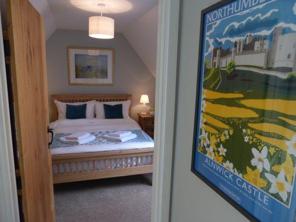 Dodds Nook - master bedroom