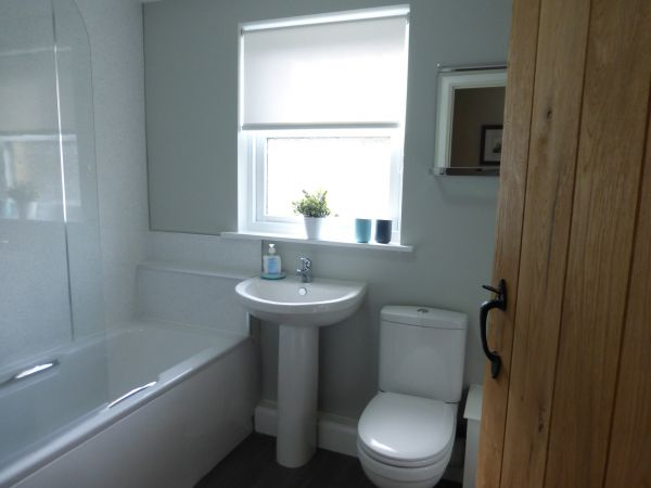 Dodds Nook - bathroom