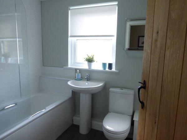 Dodds Nook - bathroom