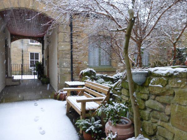 Dodds Nook - winter breaks