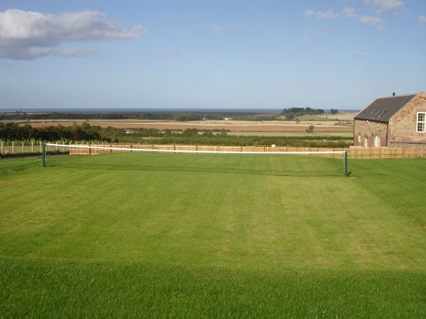 Dolphin Dream - fantastic views of open countryside