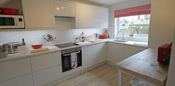 Dunford Cottage kitchen
