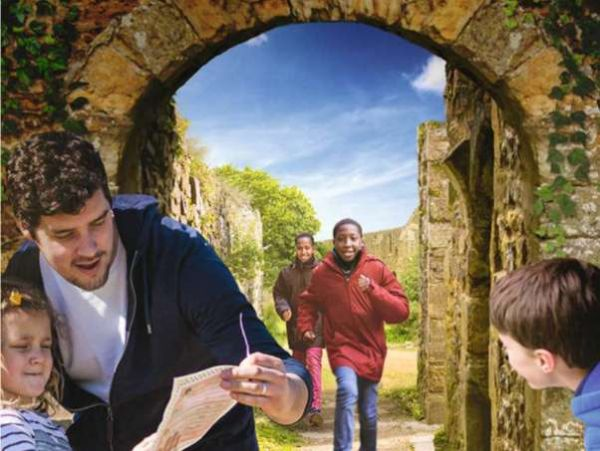Easter Adventure Quest at Chesters