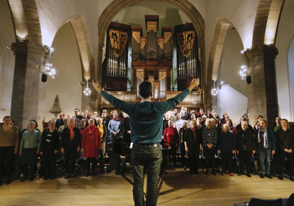 EDINBURGH ROYAL CHORAL UNION perform STAINER'S CRUCIFIXION