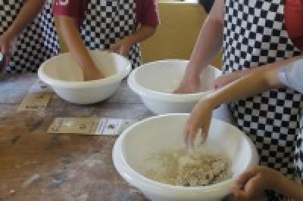 Easter Baking at Heatherslaw Mill