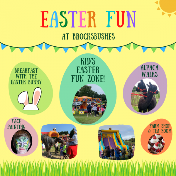 Easter Fun at Brocksbushes