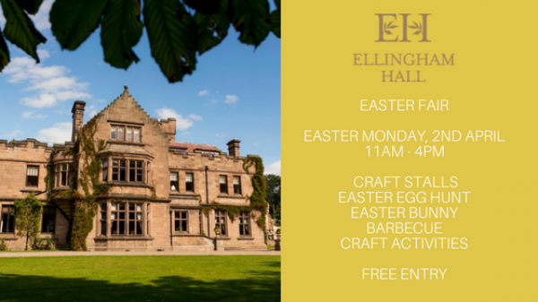 Ellingham Hall Easter Fair