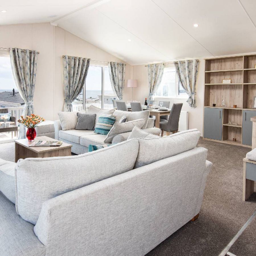 Elm Bank - Lodges available