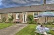 Outside Elwick Farm Cottages