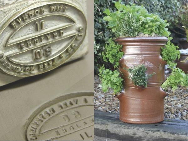Errington Reay Chimney Pots