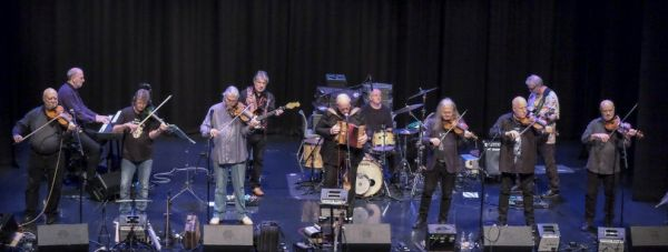 Feast of Fiddles Silver Jubilee Tour Comes to Queen's Hall, Hexham