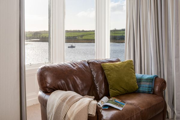 Drawing room - estuary view