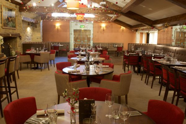 Festive Barn Lunch 2 courses £10
