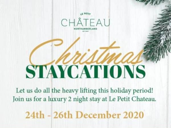 Festive Breaks at Le Petit Chateau
