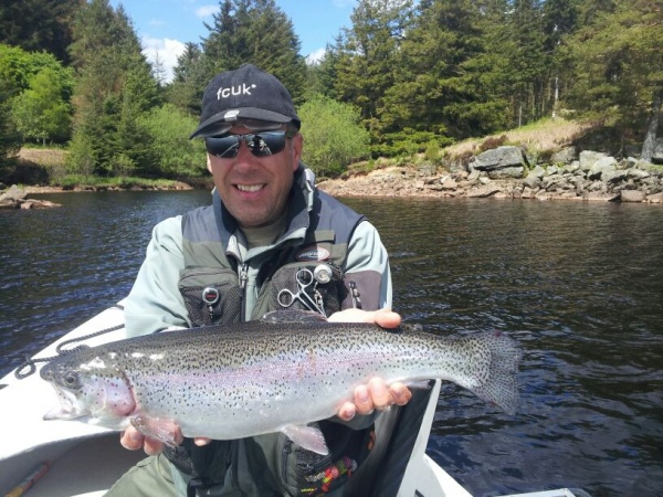 Fishing at Kielder Water and Forest Park and Fontburn is near Kielder Waterside Tipi Weddings