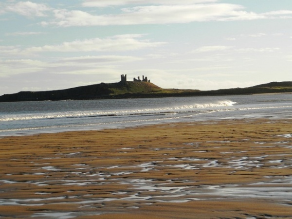 Dunstanburgh Castle, an icon of the Northumberland Coast