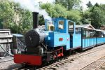 Heatherslaw Light Railway is near Santa Special Trains