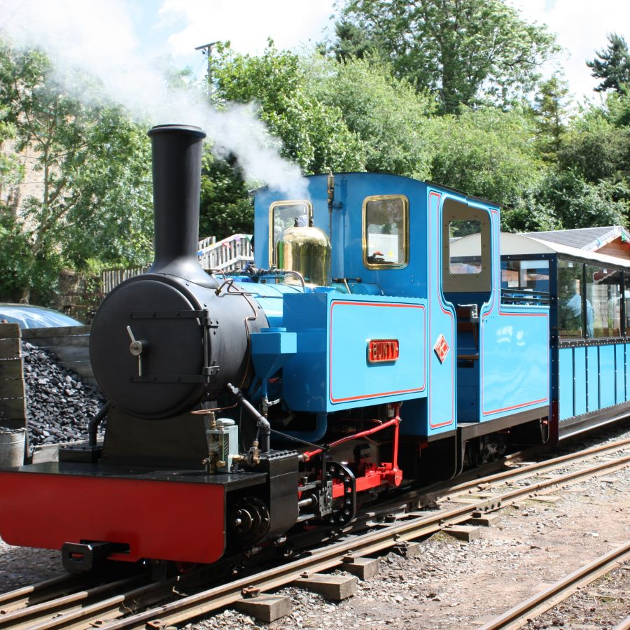 Bunty and carriages