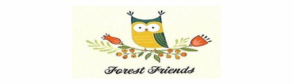Forest Friends: Afternoon Tea in the Forest