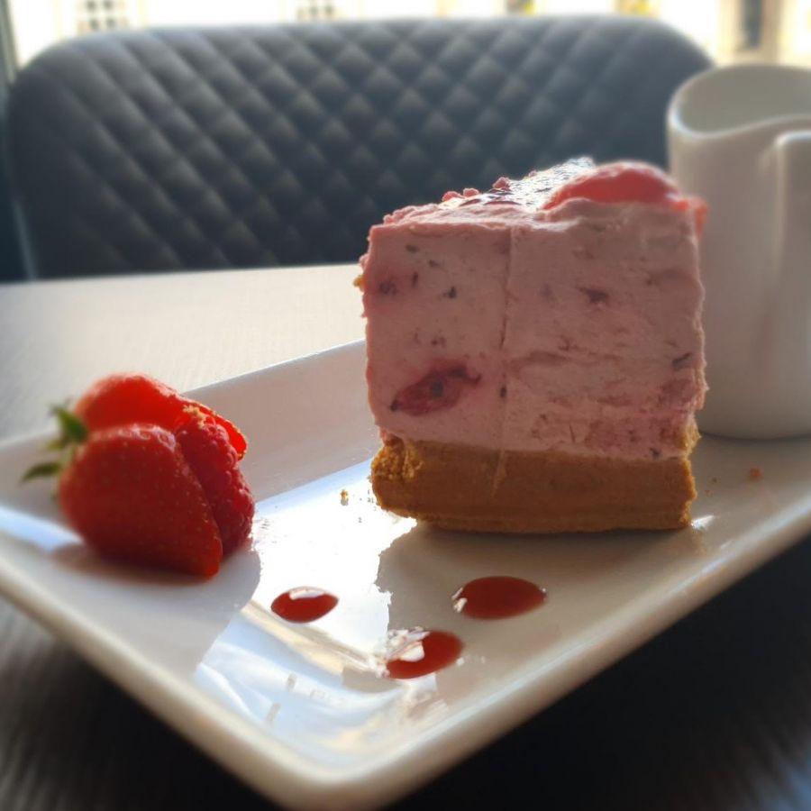 Chefs Daily Cheesecake