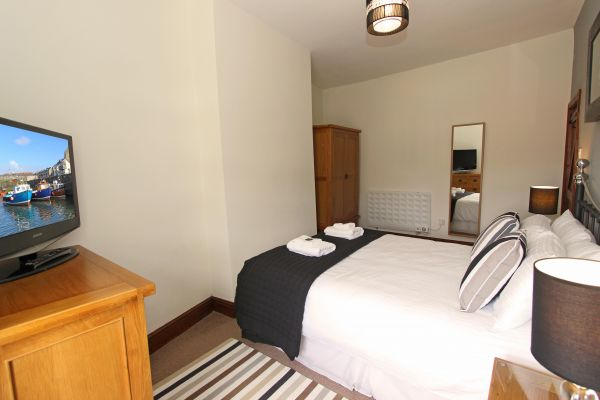 Gable Cottage, Seahouses, master bedroom