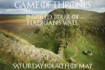 Saturday 4th May - GOT Tour