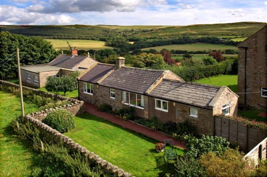 Garden Cottage overview