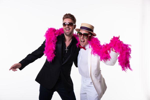 George & Elton: Faith and Love