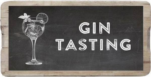 Gin Tasting & Singer