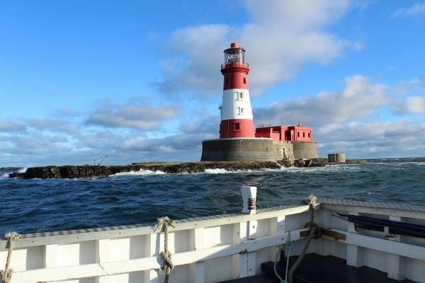Longstone Island is near Lucker Mill House Bed & Breakfast