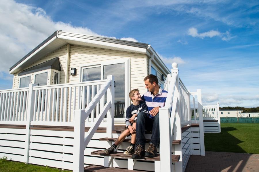 Discover the joys of caravan living