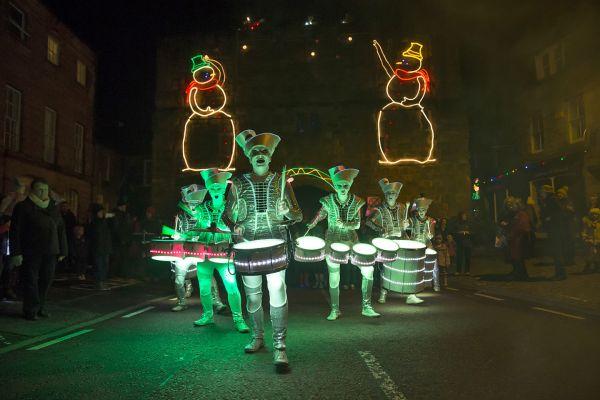 Grand Light Parade