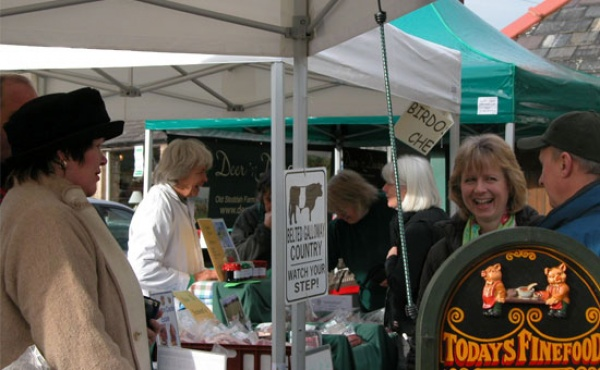 Greenhead Farmers Market is near Roman Heights Holiday Cottages