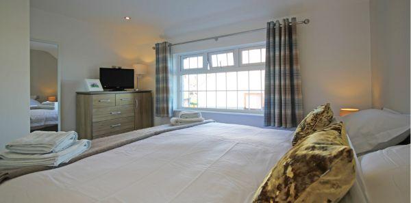 Grey Goose - master bedroom