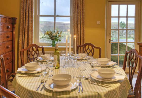 Coach House - Dining Room