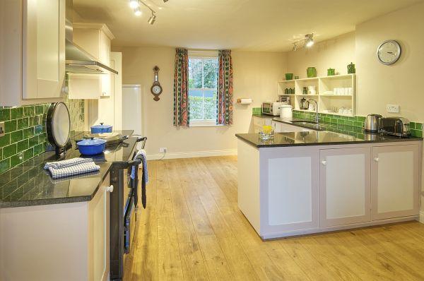 Coach House - Kitchen