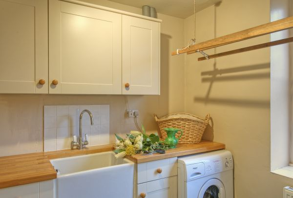 Coach House - Utility Room