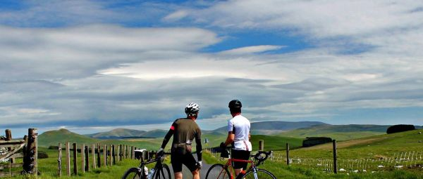Guided Bike Ride - Harthope and Till Valleys
