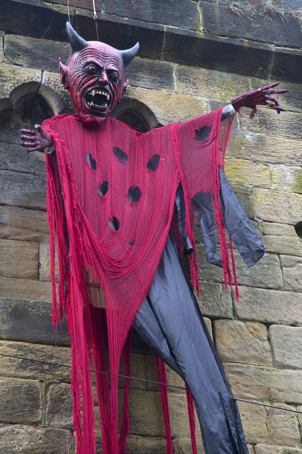 Halloween At The Alnwick Garden