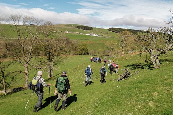 Haltwhistle Autumn Walking Festival 2019