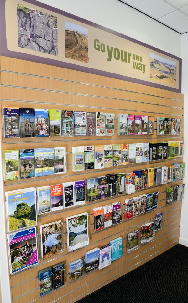 Selection Of Leaflets Available