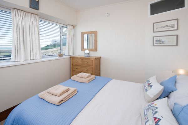 Harbourside double bedroom